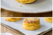 savories: bread | biscuits