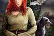 Ravven's Covers / by Phaedra Weldon