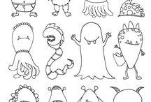 Monsters & Feelings Theme / Kindergarten Feelings Theme