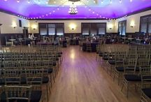 Venue: The Feather Ballroom / Located in Snohomish, WA. Member of Snohomish Wedding Guild.