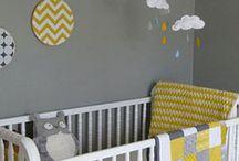 chambre enfants / by Anne Sacilotto