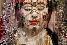 EU BG Pomaks / Folk costumes of Bulgarian Muslims / Pomaks / by P8ronella