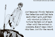 Anime/Manga / Anime, manga and just generally funny pics regarding anime or manga. And Vocaloid! / by Tomato Romance 🍅