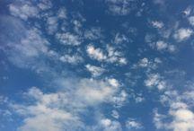 My clouds / I love clouds <3