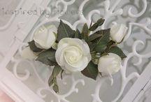 my foam-flowers