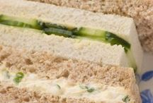 Sandwiches / Lush healthy