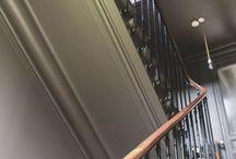 Barrière d'escaliers