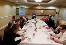 Breakfast meetings / Networking Breakfast meetings
