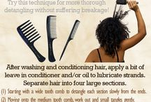 L4L Hair Tip Tuesday / Visuals containing quick healthy hair tips for #naturalhair #relaxedhair & #transitioning #hair