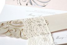 Invitations - Blush & Pink / Blush & Pink wedding invitations