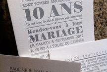 texte invitation mariage