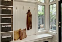 room inspiration - entry mudroom