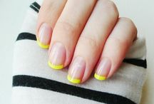 Yellow things!