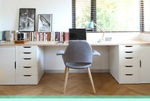 Office Design / by Christina Heppard
