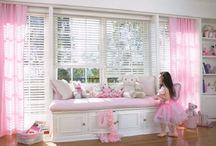 Dětský pokoj pro princeznu