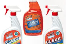 Oil Eater Products / Oil Eater branded products and their description