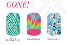 My office / I am senior consultant with Jamberry Nails and a consultant for Lilla Rose Hair jewelry / by Issa Alissa