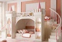 Pokoje pro holčičky
