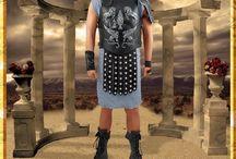 Maximus Gladiator, Tigris Costume