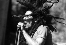 "The Most High / ""Trenchtown is everywhere."" (R.N.M)"