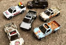 Hot Wheels and others