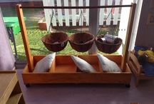 Loose parts for ECE