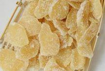 cristalizar doces