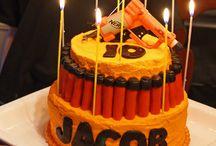 Nerf birthday party
