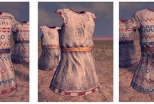 Costume: Carthage (no reason...) / by Charlotte Moss