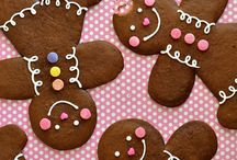 Can you catch the Gingerbread man?