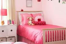 Pink Girls Room / by Nadine Watts
