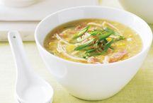 Healthy Sweet Corn Soup