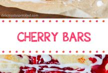 Squares Bar slices recipes