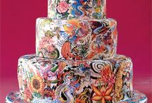 cakes / by Melissa Anderson