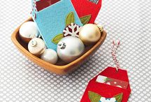 Crafty! Christmas Gifts / Beautiful ideas you can make at home for custom one-of-a-kind gifts for friends and family. Really - it's better than a gift card!