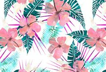 Hawaiian patterns