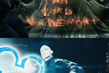 Voldemort memes, jokes, and stuff