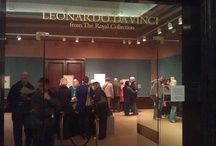 Day out at the Da Vinci Exhibition!