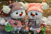 Новый год/зима