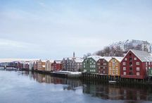Vintage Norway – Trondheim & Roros / This holiday, combining the historic charm of Norway's original capital, Trondheim, and the UNESCO-listed town of Røros, is full of surprising contrasts and unexpected delights. Not only do you journey through magical winter scenery as you travel by train between the two, but you also take a trip into Norway's past.