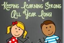 2014-2015 School Year / by Laura Anne