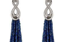 Earrings haute joaillerie