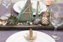 Wedding - Table Setting / Wedding - Table Setting