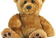 teddybears / makes me feel safe and remember my awesome childhood
