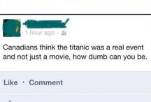How dumb can people be?