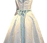 1950's Style Dresses / 1950's dresses, bridal, wedding, prom