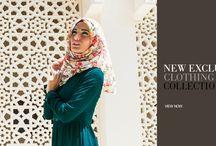 hijabi accesories / clothes
