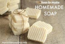 Soap making
