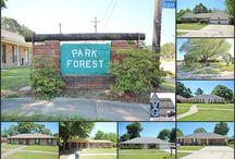 Park Forest Subdivision Baton Rouge LA 70814 / Home Styles in Park Forest Subdivision Baton Rouge LA 70814