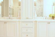 Master Bath Vanity Tower / by Jennifer Felts